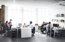Mit der passenden Einrichtung klappt's: Wohlfühlen im Büro