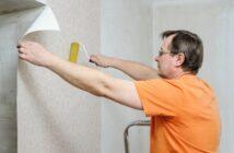 Vliestapete tapezieren: So gestalten Sie die Wände ansprechend