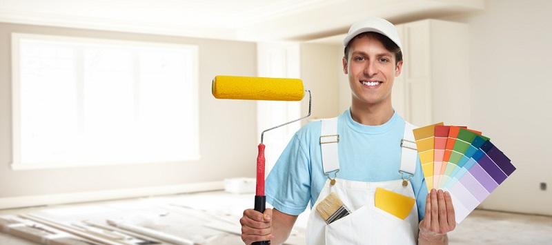 Wer die Modernisierung seiner eigenen vier Wände damit selbst in die Hand nehmen will, der kann seinem Zuhause eine besonders persönliche Note geben und auch hohe Malerkosten sparen. (#01)