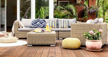 Terrassengestaltung: Mit diesen Tipps gelingt die Wohlfühlterrasse