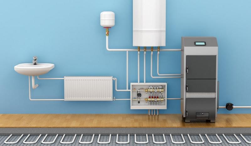 Das Merkmal einer Elektroheizung ist, dass Wärme oder Warmwasser am Ort der Nutzung erzeugt werden.