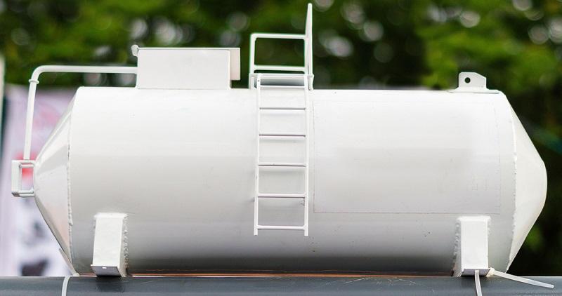 Brennstoffzellenheizung: Voraussetzung ist das Vorhandensein eines Gasanschlusses oder eines Flüssiggastanks.