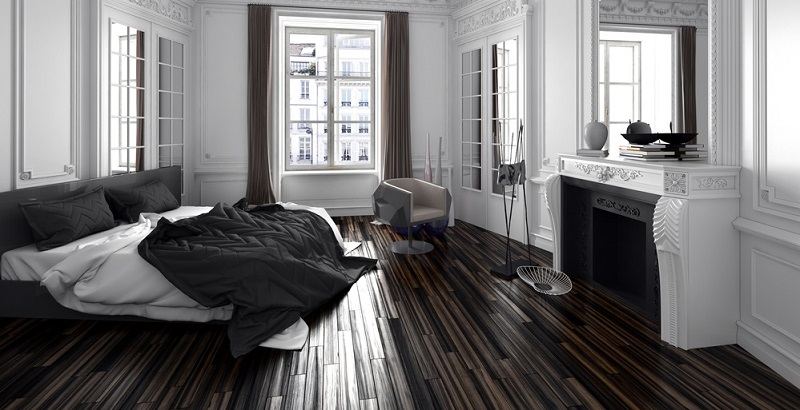 Eine Fußbodenheizung zusammen mit einem Parkettboden zu verwenden, stellt zwar eine recht ungewöhnliche Kombination dar, doch ist sie durchaus möglich.