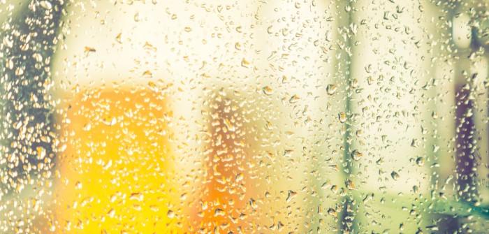 Gut bekannt Kalkentfernung auf Glas: Wie reinigt man Glas richtig? RV55