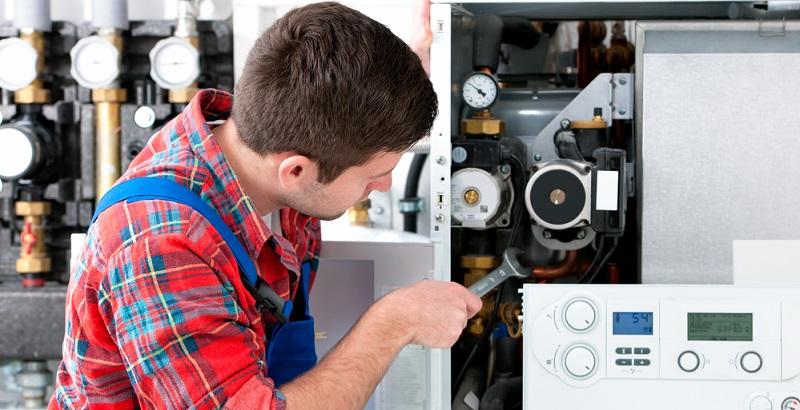 Um die Effizienz der Heizung zu erhöhen, ist es wichtig, die gesamte Anlage regelmäßig zu warten.