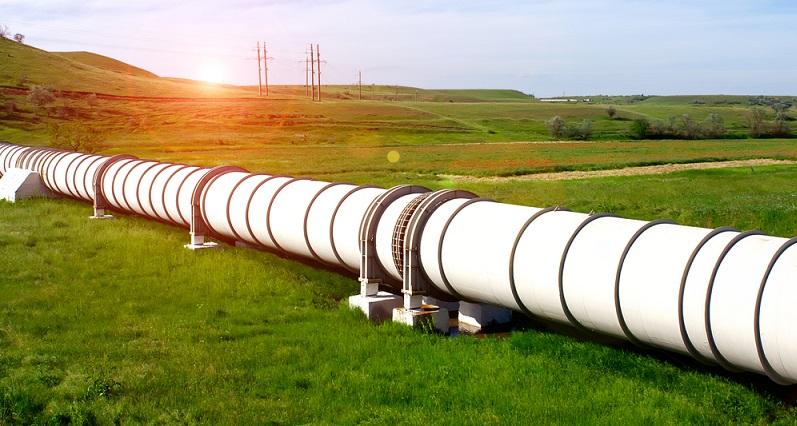 Damit immer genügend Erdgas zur Verfügung steht, muss ein Land wie Deutschland den Großteil seines Bedarfs aus anderen Ländern importieren.