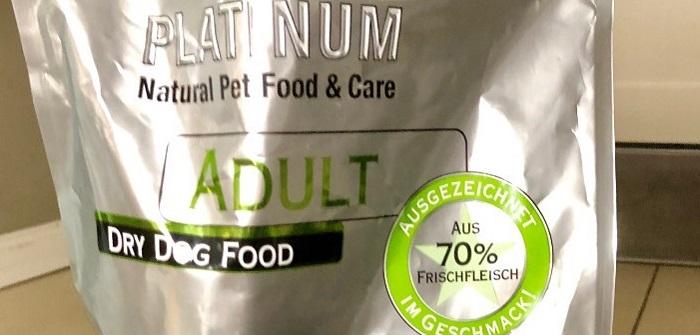 Platinum Adult Chicken im Hundefutter-Test