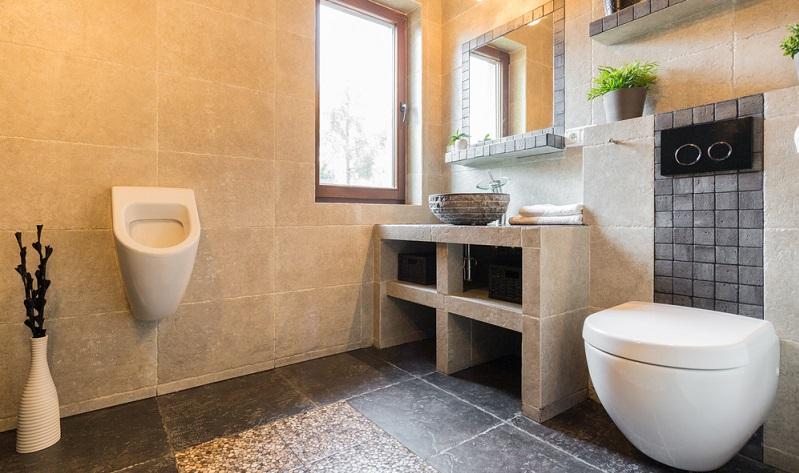 Gäste WC: Fliesen oder streichen?