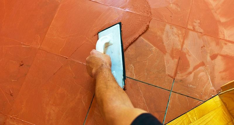 Mit Fugenbunt lassen sich optische Effekte erzielen, diese können aber auch negativ wirken, wenn die Wandfliesen eben nicht exakt verlegt worden sind.