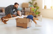 Zusammenziehen, Finanzen, Arbeit und Haushalt: Tipps für den Alltag