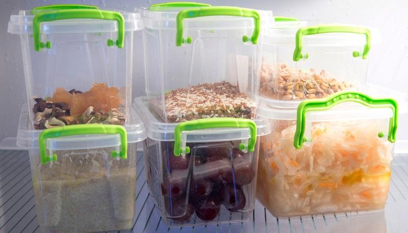 Behälter müssen unbedingt luftdicht verschliessbar sein.