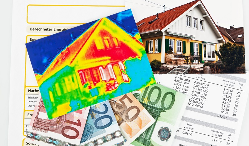 Wer heute schlau agiert, kann viele tolle Energiesparkonzepte beim Gebäudebau für wenig Geld mitnehmen und so doppelt sparen: Die Kosten für die Sanierung und zukünftige teure Energiekosten.
