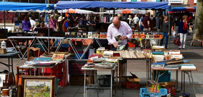 Werkzeuge für Flohmarkthändler (Fotolizenz -Shutterstock: Pack-Shot's portfolio)