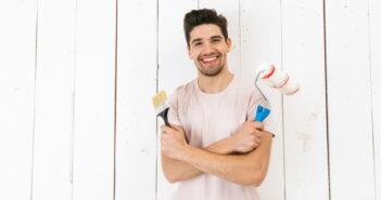 Mietvertrag Schönheitsreparaturen: Mit diesen Tipps lassen sich Zeit, Geld und Aufwand sparen (Foto: Shutterstock - Dean Drobot)