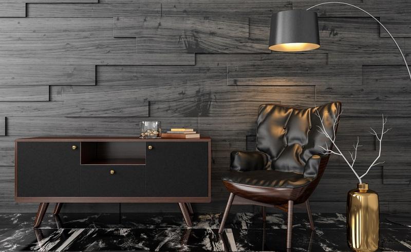 Wohntrends 2020 Modern, klassisch und chic. ( Foto: Shutterstock-YKvisual  )