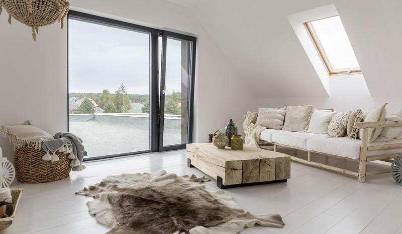 Die Möbel sollen zum Leben passen. Dieses Bedürfnis ist zusammen mit Funktionalität und Nachhaltigkeit für viele Möbelkäufer besonders wichtig.  ( Foto: Shutterstock-Photographee.eu)