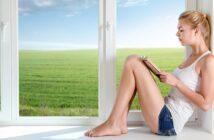 KfW-Förderung für Fenster: Sparen für das Klima. ( Foto: Shutterstock- Avesun)