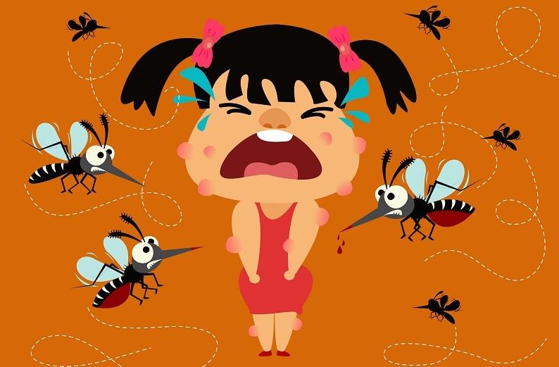 Vor allem abends wollen alle ins Haus und so auch die Fliegen.  ( Foto: Shutterstock- ai Tha)