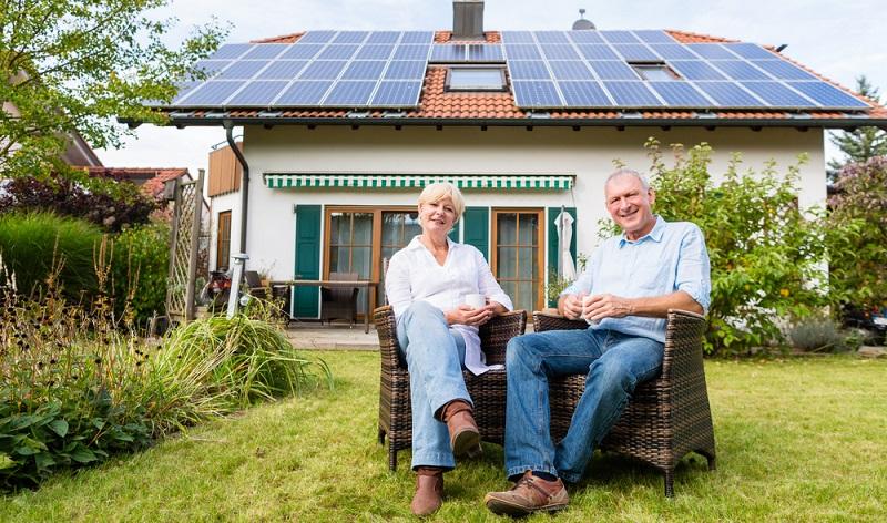 Es ist klar, dass nicht jedes Haus gleich viel Energie benötigt, denn schon allein Größenunterschiede spielen eine Rolle.  ( Foto: Shutterstock- Kzenon )
