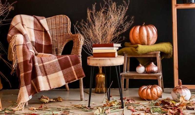 Theoretisch können Polyrattan-Möbel als eine Art der Kunststoff-Gartenmöbel draußen bleiben, doch wer sie schonen und länger schön anzusehen halten möchte, sollte sie über den Winter nach drinnen bringen.  ( Foto: Shutterstock- Pixel-Shot_)