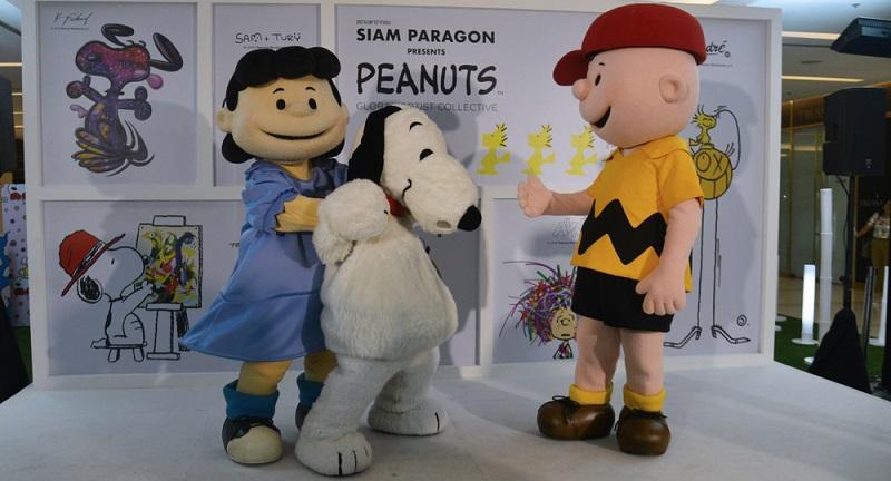 Mal Snoopy oder Charlie Brown sein, ein super Motto für eine Party ( Foto: Shutterstock- _Sarunyu L )