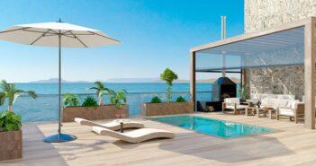 Beschattung: Passender Sonnenschutz für Haus und Terrasse ( Foto: Shutterstock-karelnoppe )